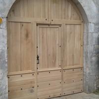 Fabrication de portails