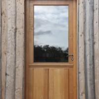 Fabrication de portes extérieures et intérieures