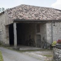 Restauration d'une grange