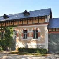 Rénovation d'un ancien pavillon de chasse