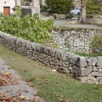 Rénovation de murs de clôture et de soutènement