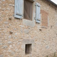 Ravalement de façade, joints