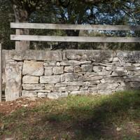 Rénovation et construction de murets de clôture et d'entrées