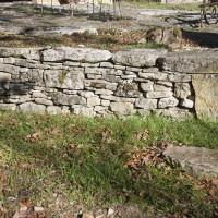 Rénovation et construction de murets de clôture et de soutènement