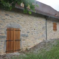Rénovation d'une maison en pierres