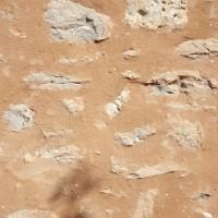 Murs jointés à la chaux aérienne et au sable naturel