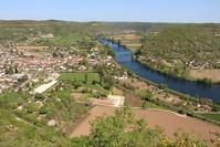 LeTerriol_Cajarc_Village