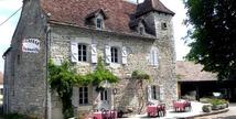 "Restaurant ""Auberge Beauville"" - Espédaillac"