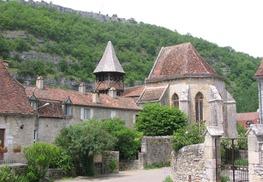 ESPAGNAC-prieuré