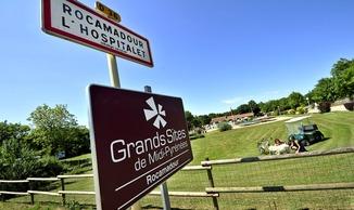 Camping Les Cigales - Rocamadour