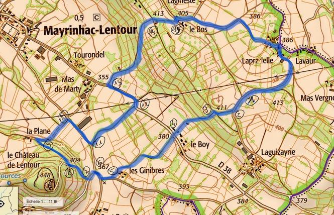 Gîte du Boulanger au Pays de Padirac 27 - Mayrinhac-Lentour