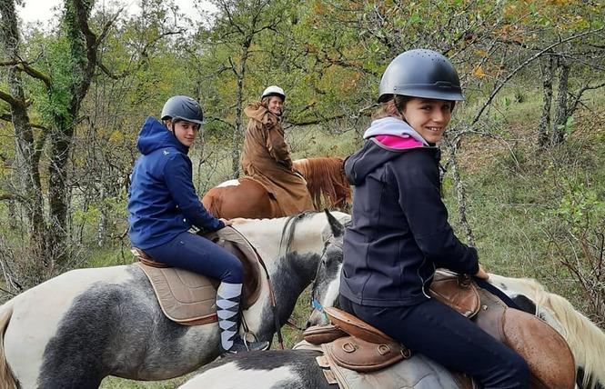 Ferme Equestre Chez Maiwenn 1 - Calvignac