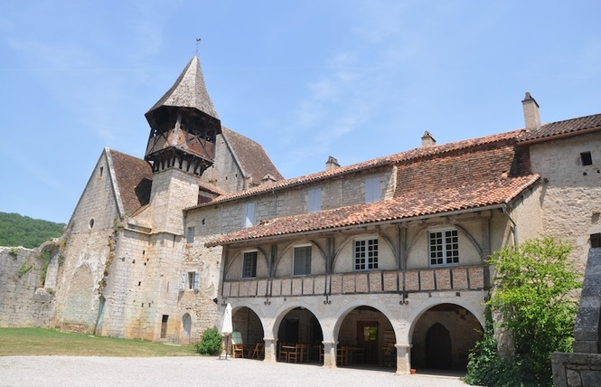 La balade du Prieuré d'Espagnac 3 - Espagnac-Sainte-Eulalie