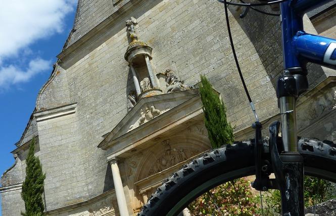 Sur les Traces de Galiot - Cyclo 9 - Assier