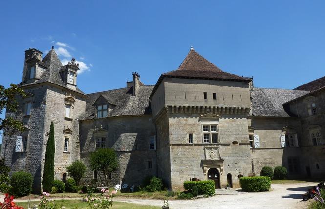 Château de Cénevières 4 - Cénevières