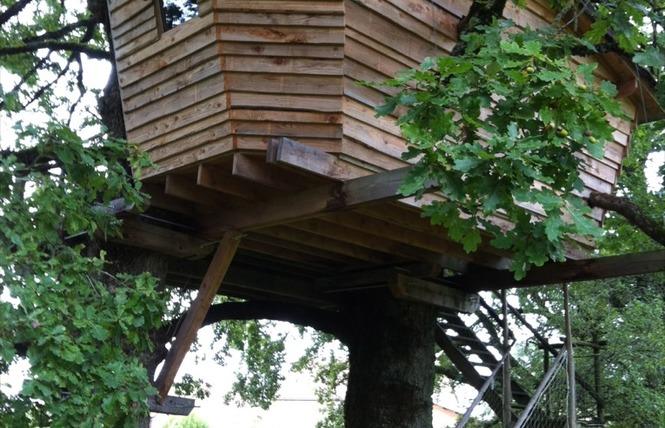 La Cabane dans les Chênes 2 - Bio
