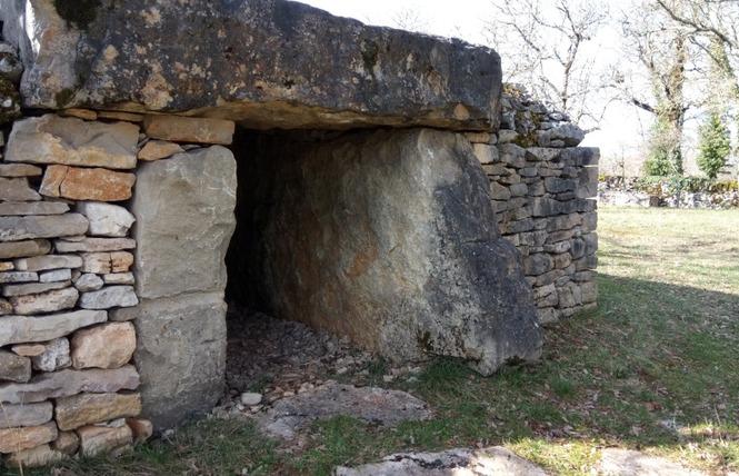 Les Dolmens de Limogne-en-Quercy 7 - Limogne-en-Quercy