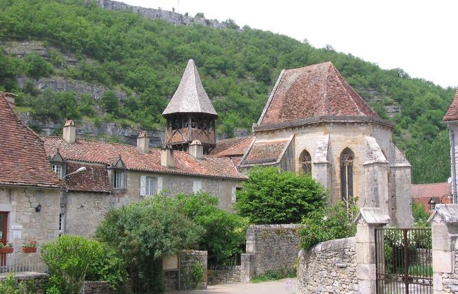La balade du Prieuré d'Espagnac 1 - Espagnac-Sainte-Eulalie