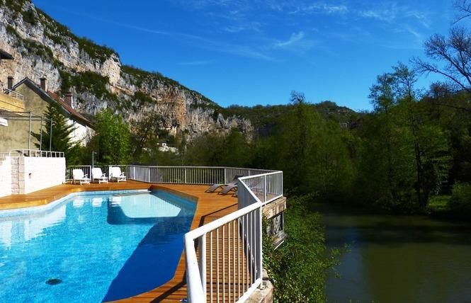 Hôtel Restaurant des Grottes 5 - Cabrerets