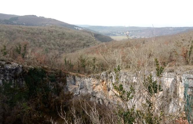 Le sentier karstique de l'igue de Crégols 8 - Crégols