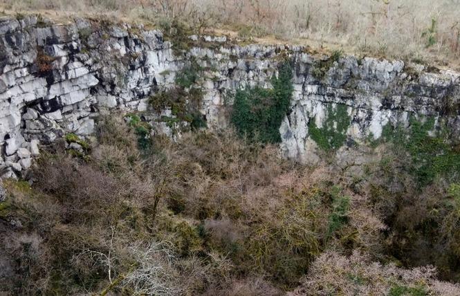 Le sentier karstique de l'igue de Crégols 5 - Crégols