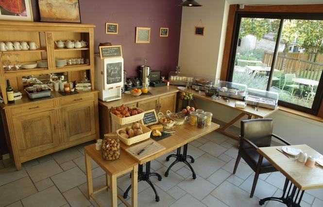 Hôtel Restaurant Spa La Truite Dorée 17 - Saint Géry-Vers