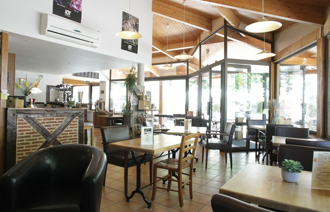 Hôtel Restaurant Spa La Truite Dorée 16 - Saint Géry-Vers
