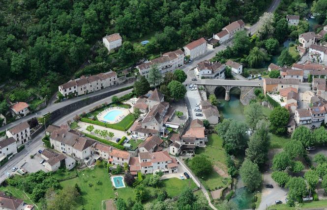 Hôtel Restaurant Spa La Truite Dorée 10 - Saint Géry-Vers