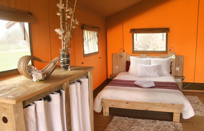 En Tente Lodge à Poudally 5 - Lalbenque