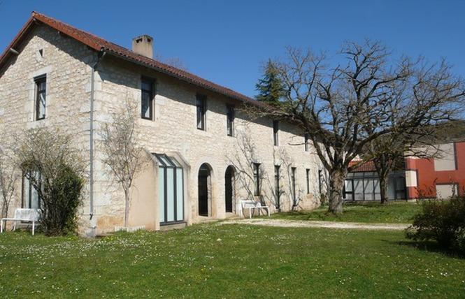 MAGCP - Maison des arts Georges et Claude Pompidou 18 - Cajarc