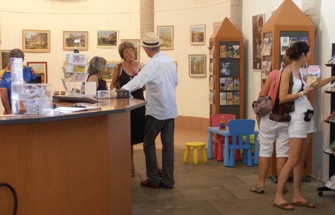 Office de Tourisme du Grand Figeac - Bureau d'information de Cajarc 2 - Cajarc
