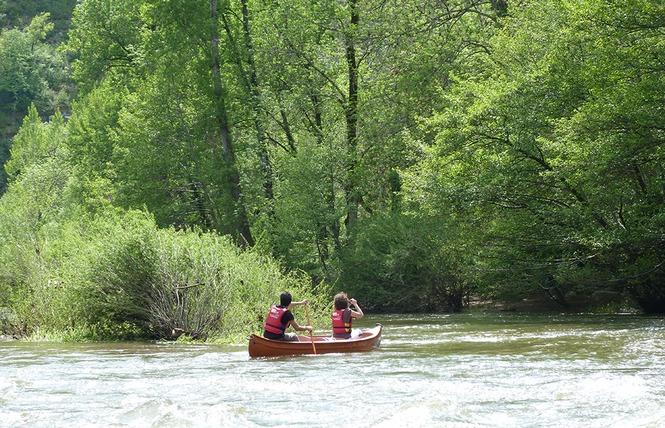 Kalapca Loisirs - Canoë Kayak, paddle, canyoning 1 - Bouziès