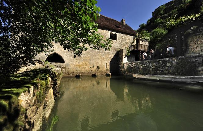 Moulin à Eau de Cougnaguet 7 - Calès