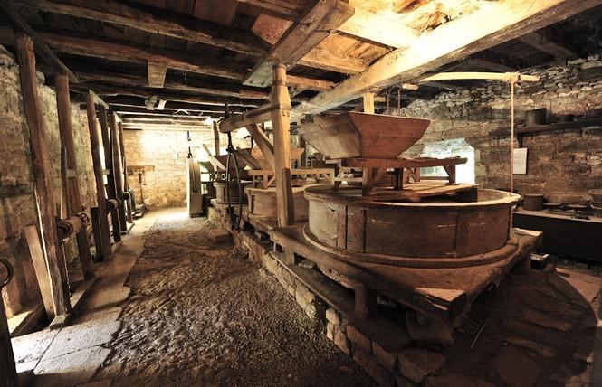 Moulin à Eau de Cougnaguet 17 - Calès