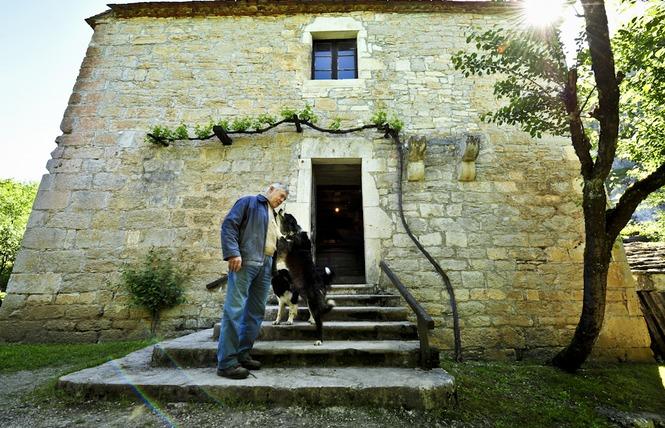 Moulin à Eau de Cougnaguet 12 - Calès