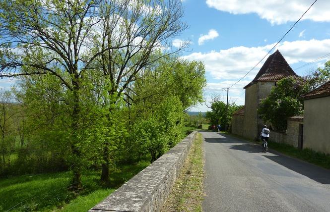 Sur les Traces de Galiot - Cyclo 18 - Assier