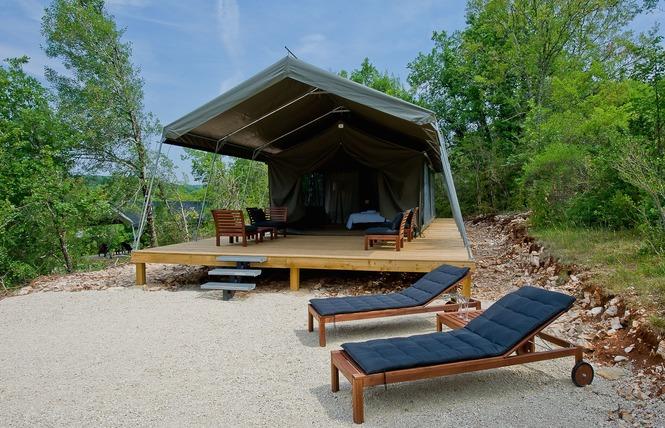 Moyenne Lodge 5 - Sauliac-sur-Célé