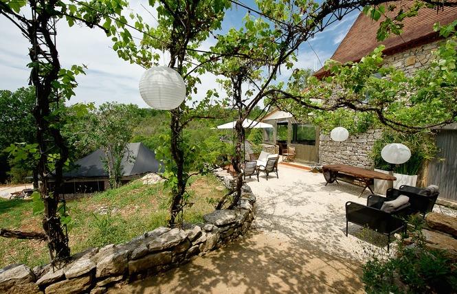 Moyenne Lodge 4 - Sauliac-sur-Célé