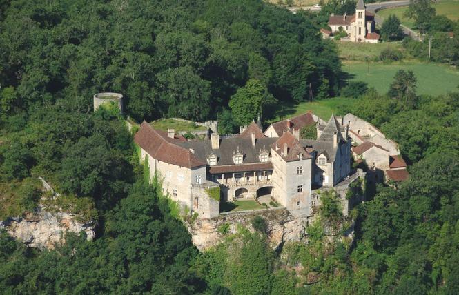Château de Cénevières 17 - Cénevières