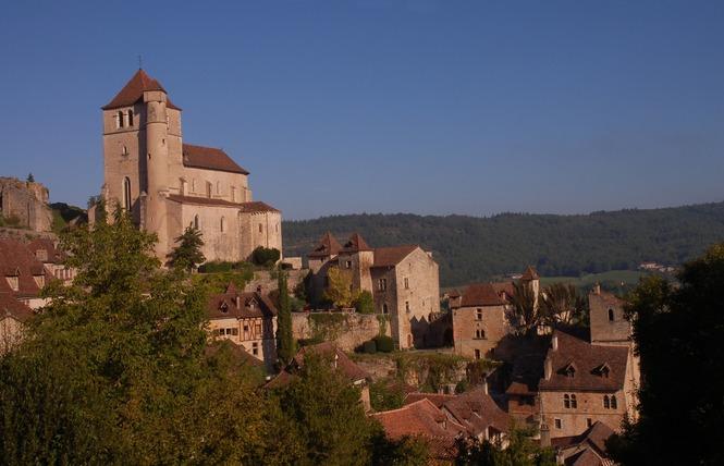 Office de tourisme Cahors Vallée du Lot - Bureau d'information de Saint-Cirq Lapopie 1 - Saint-Cirq-Lapopie