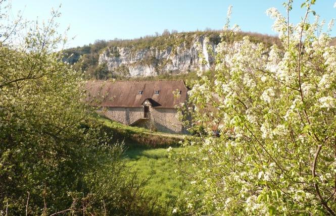 Boucle itinérante - Entre causses et vallées, les 100 km du Quercy 1 - Orniac